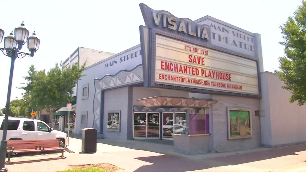 Visalia council holds off selling home of childrens theater company