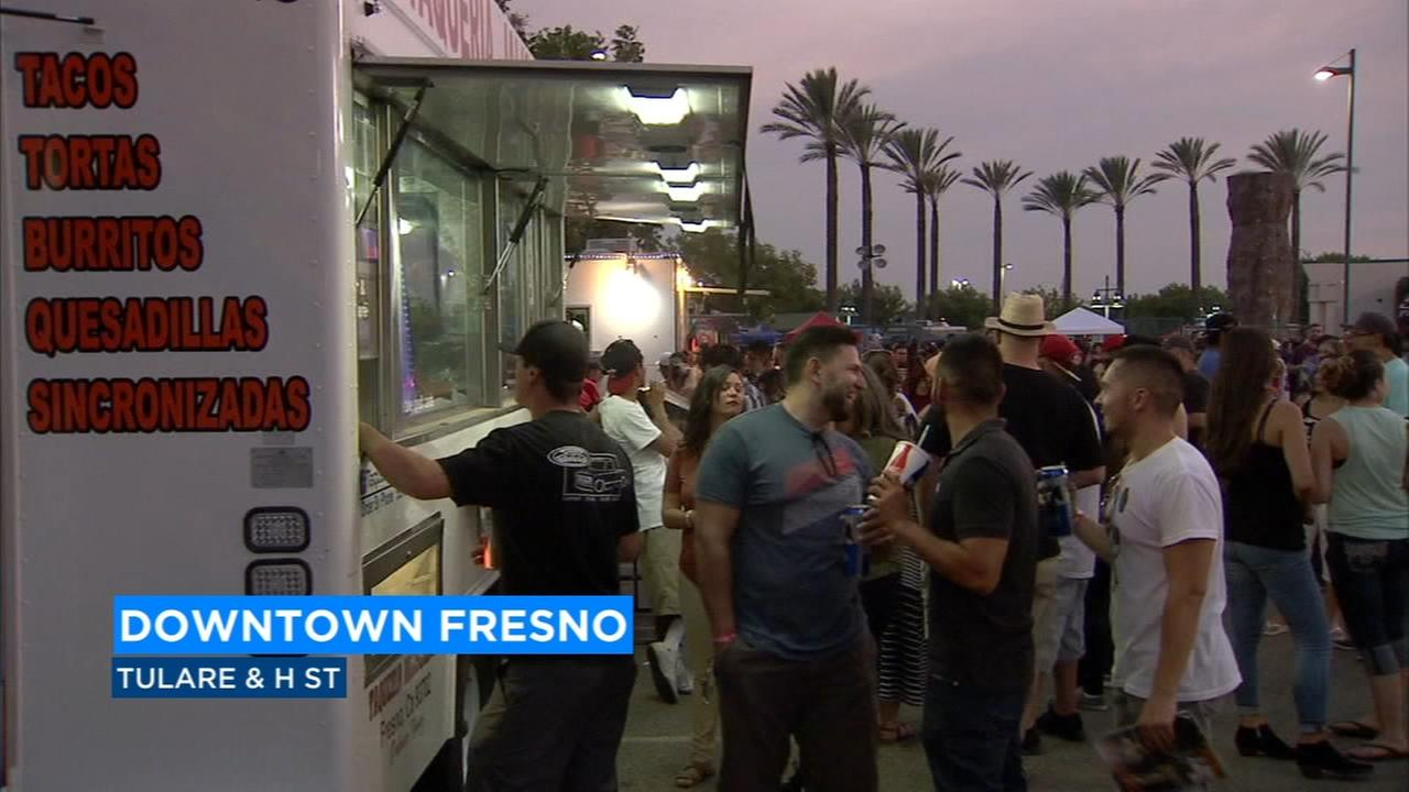 Taco Truck Throwdown getting ready to take over Chukchansi Park