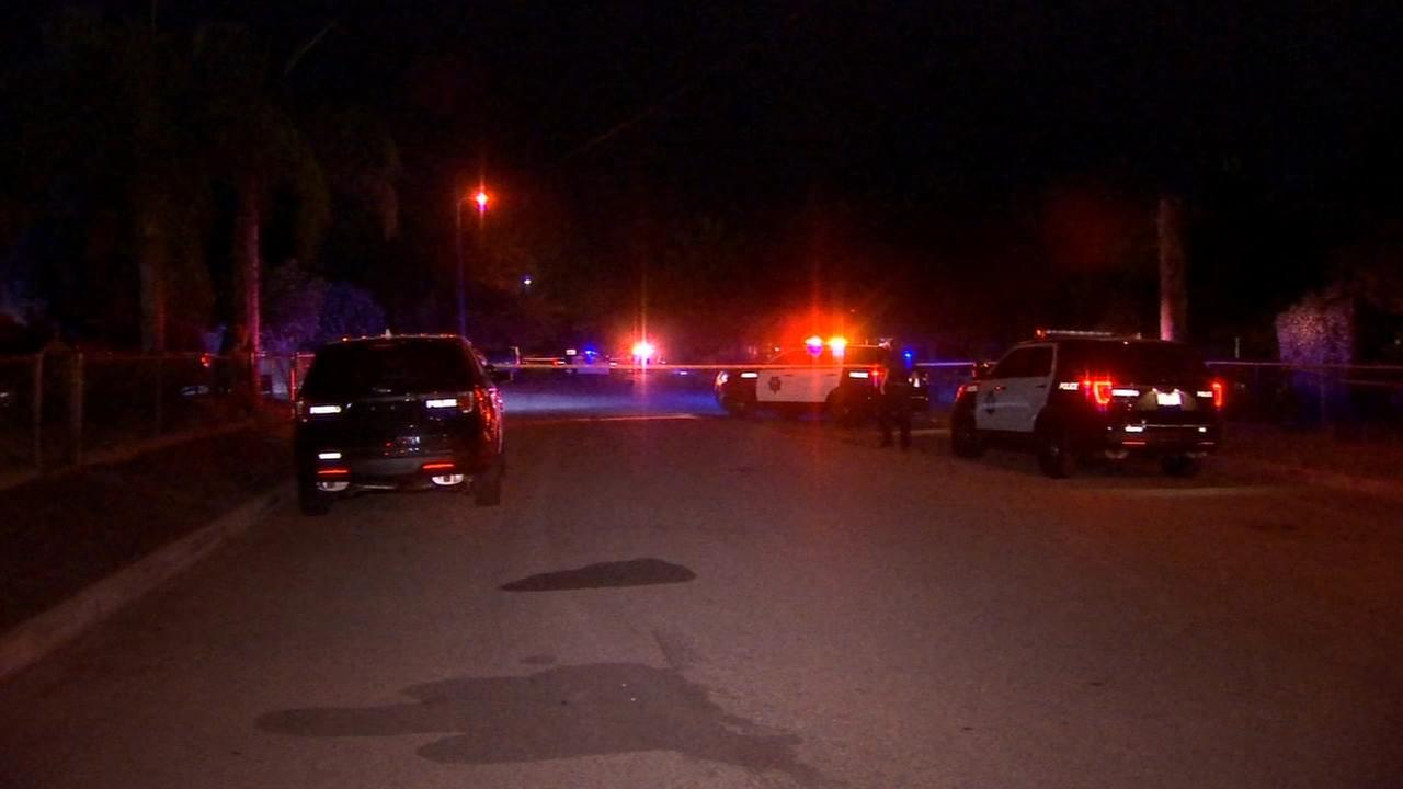 Police investigating stabbing in West Central Fresno that sent one woman to the hospital
