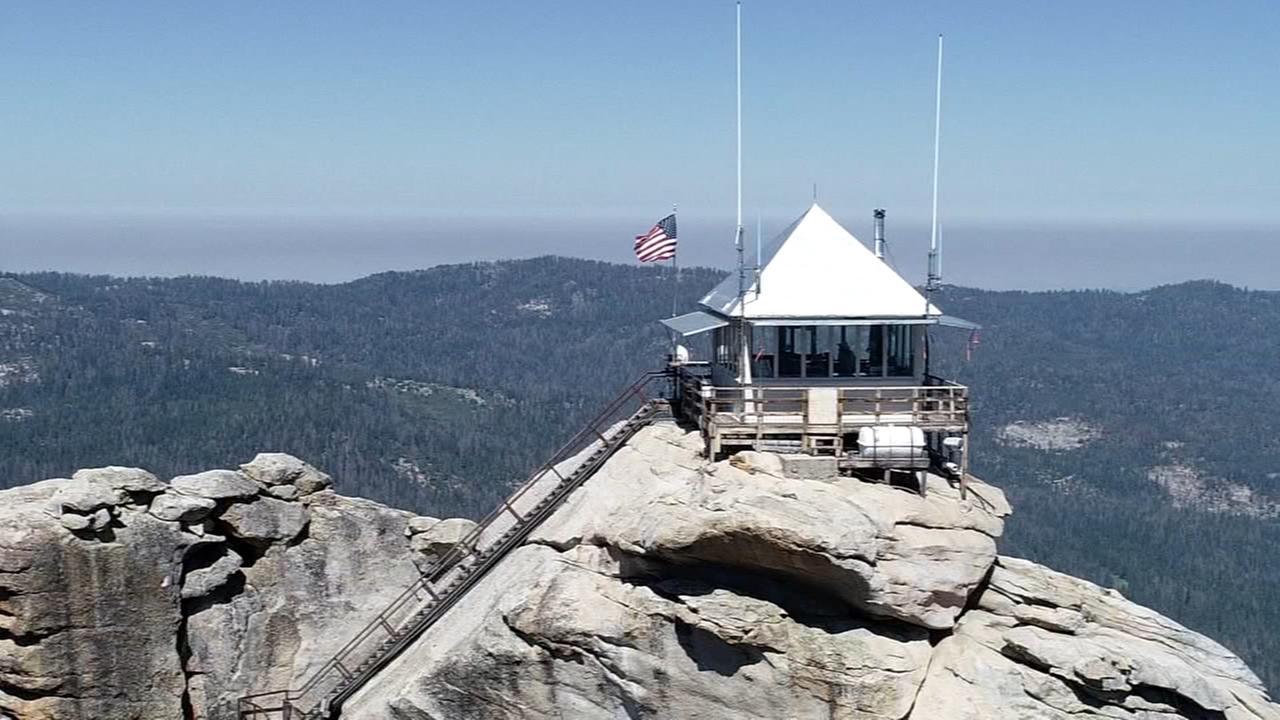 Hidden Adventures Buck Rock Fire Lookout