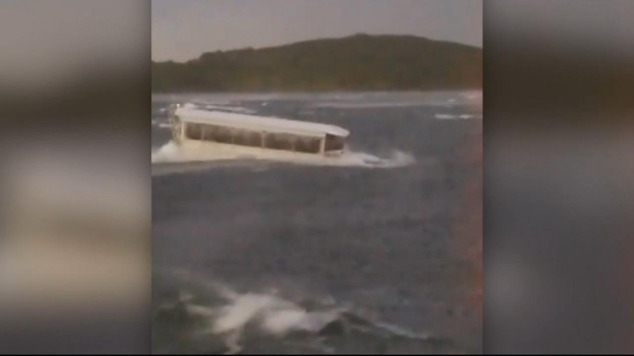 At least 13 people dead after tourist boat accident near Branson, Missouri