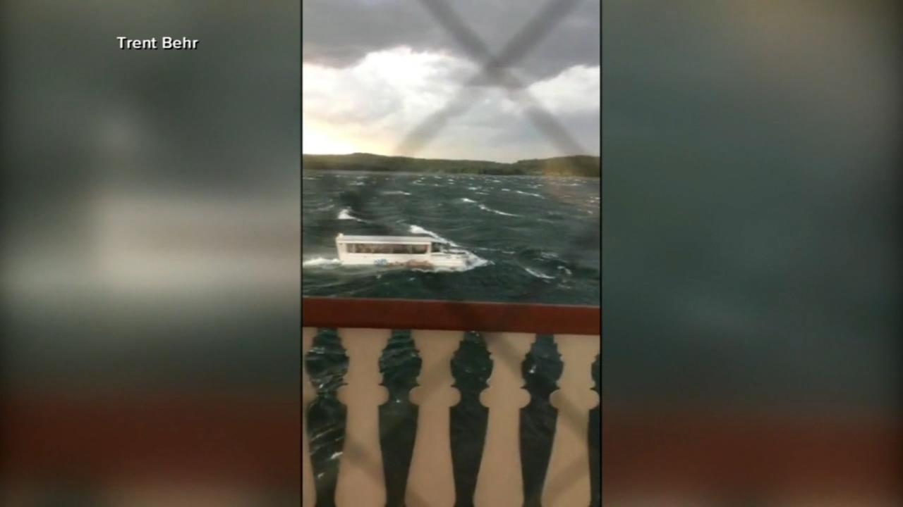 17 people dead after tourist boat accident near Branson, Missouri