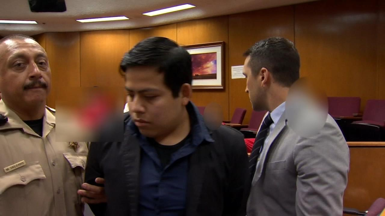 Former teachers aide sentenced for lewd acts with student
