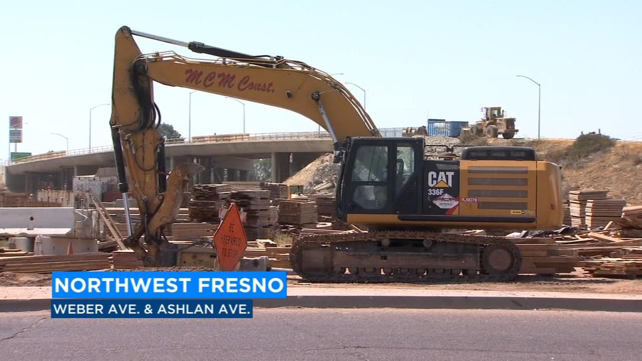 Railroad overpass demolition work just hours away
