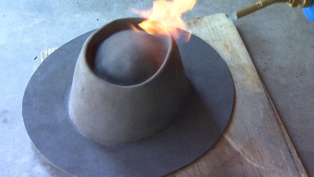 Made in the Valley: Nicholson and Company custom hats