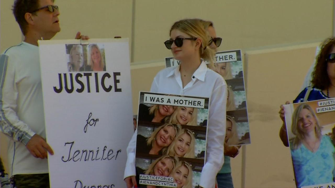 Protest at Fresno Co. DAs office asking for justice