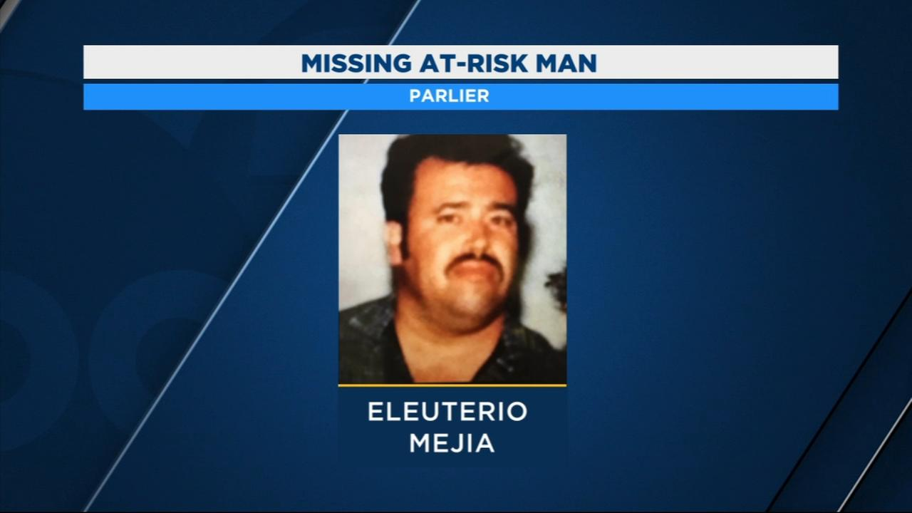 Police looking for missing at risk man from Parlier