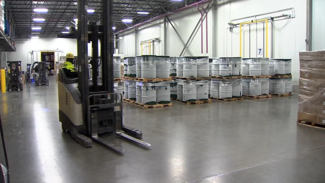 Biggest cold storage in the Valley planning to get even bigger
