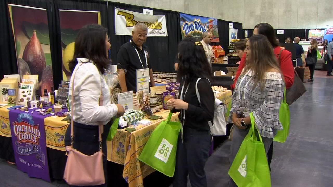 Get ready foodies Fresno Food Expo is about to bring what California has to offer to your taste buds