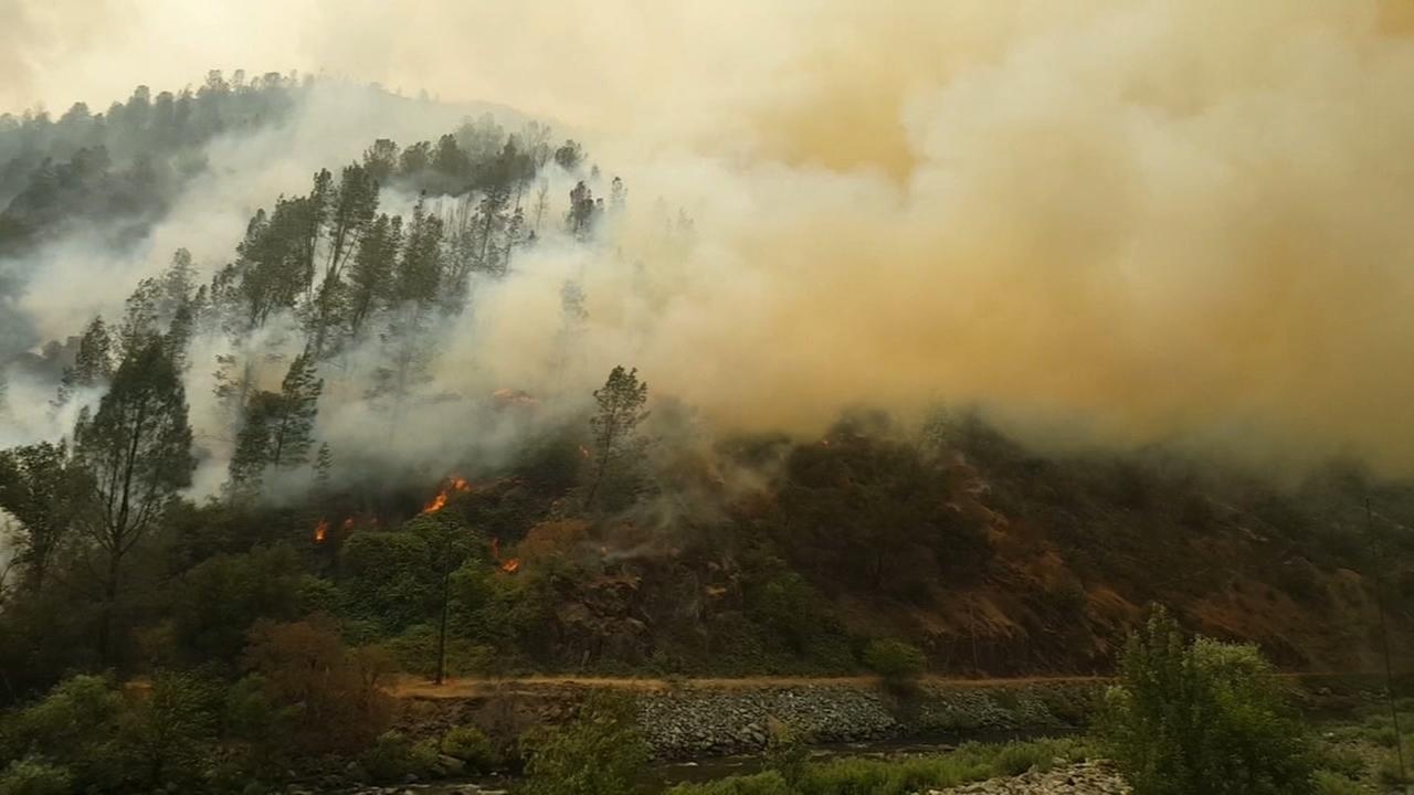 Oakhurst doctor sees an increase in patients with a variety of respiratory problems from Ferguson Fire
