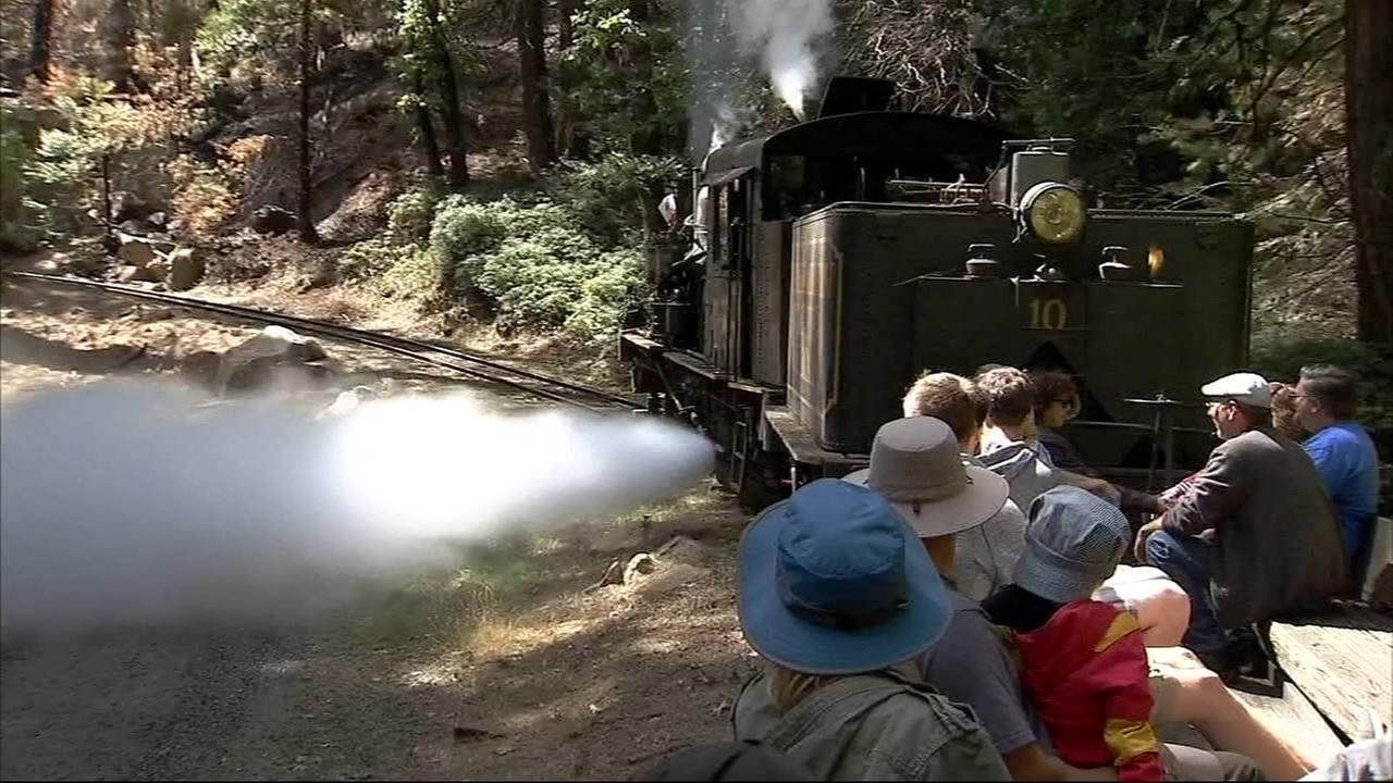 Hidden Adventures: Yosemite Mountain Sugar Pine Railroad