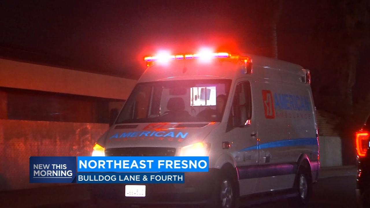 Police search for woman who stabbed man in Northeast Fresno