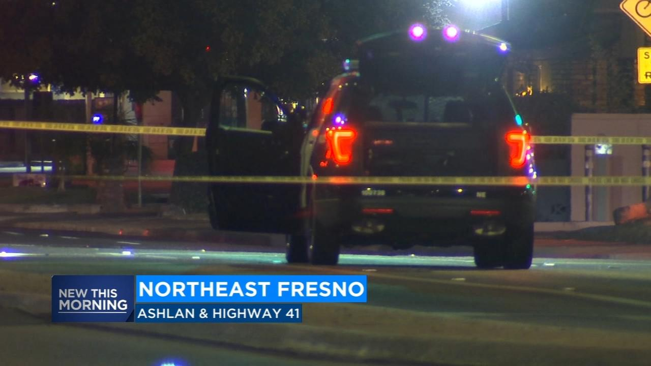 Man shot while riding in car in Northeast Fresno