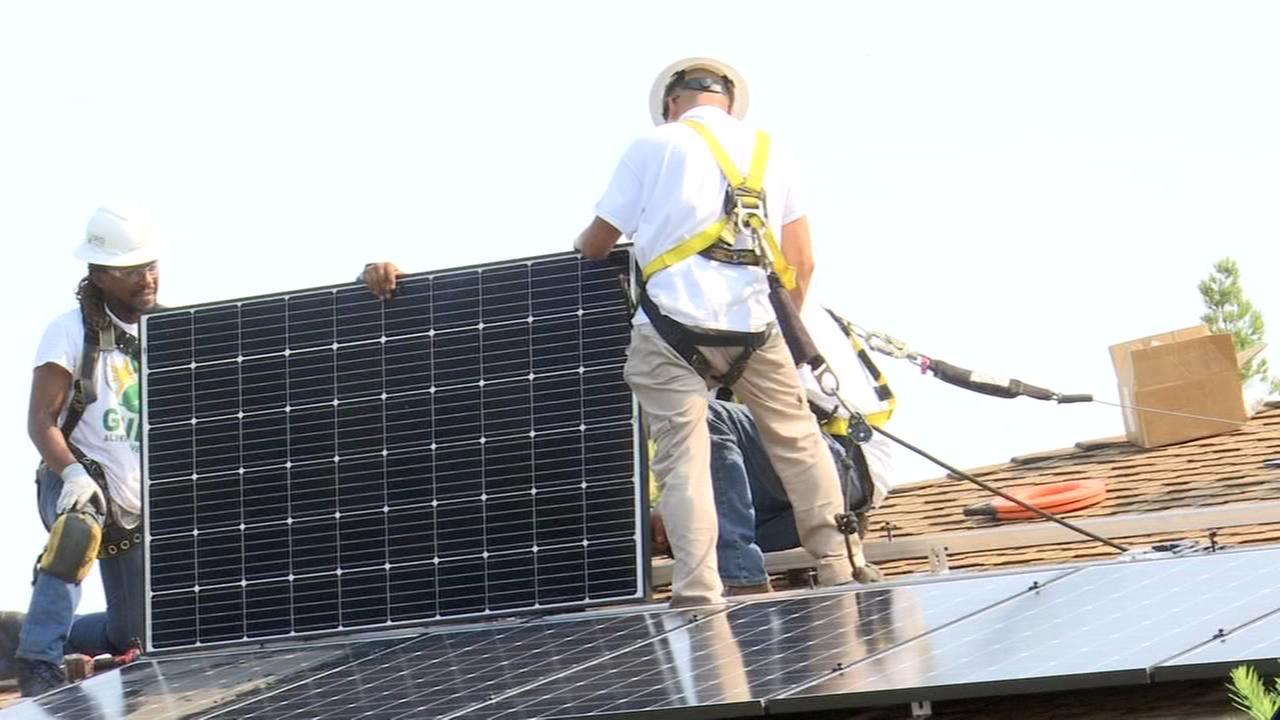Grid Alternatives celebrates 2,000th solar installation serving low-income families