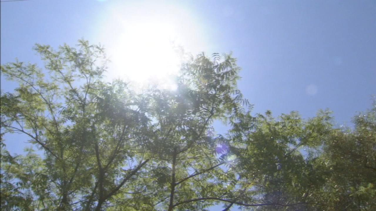 Experts recommend people take precautions in triple-digit heat