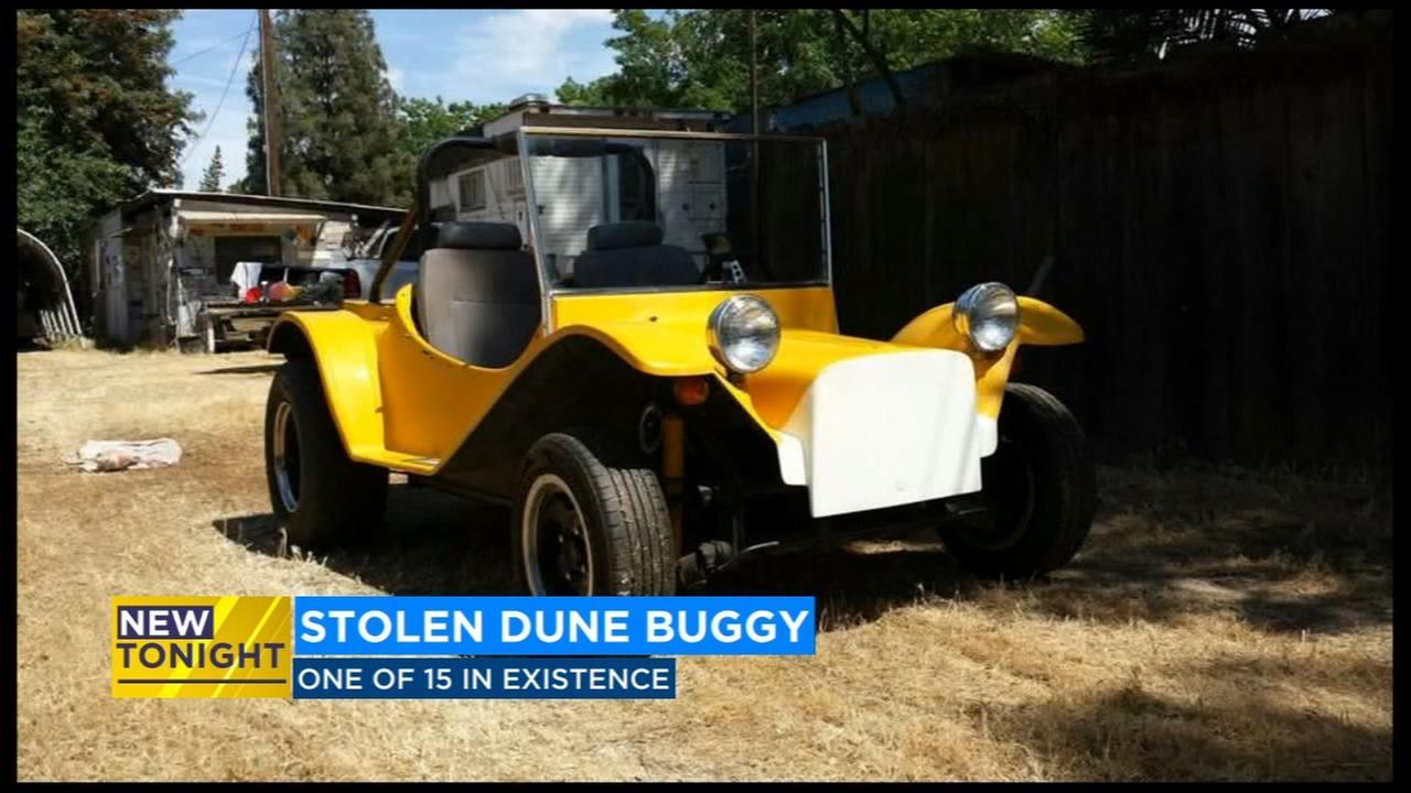 Fresno Police need help tracking stolen 1967 Volkswagen