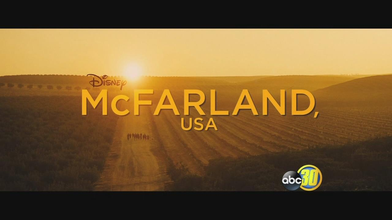 Cross-country puts McFarland on the big screen