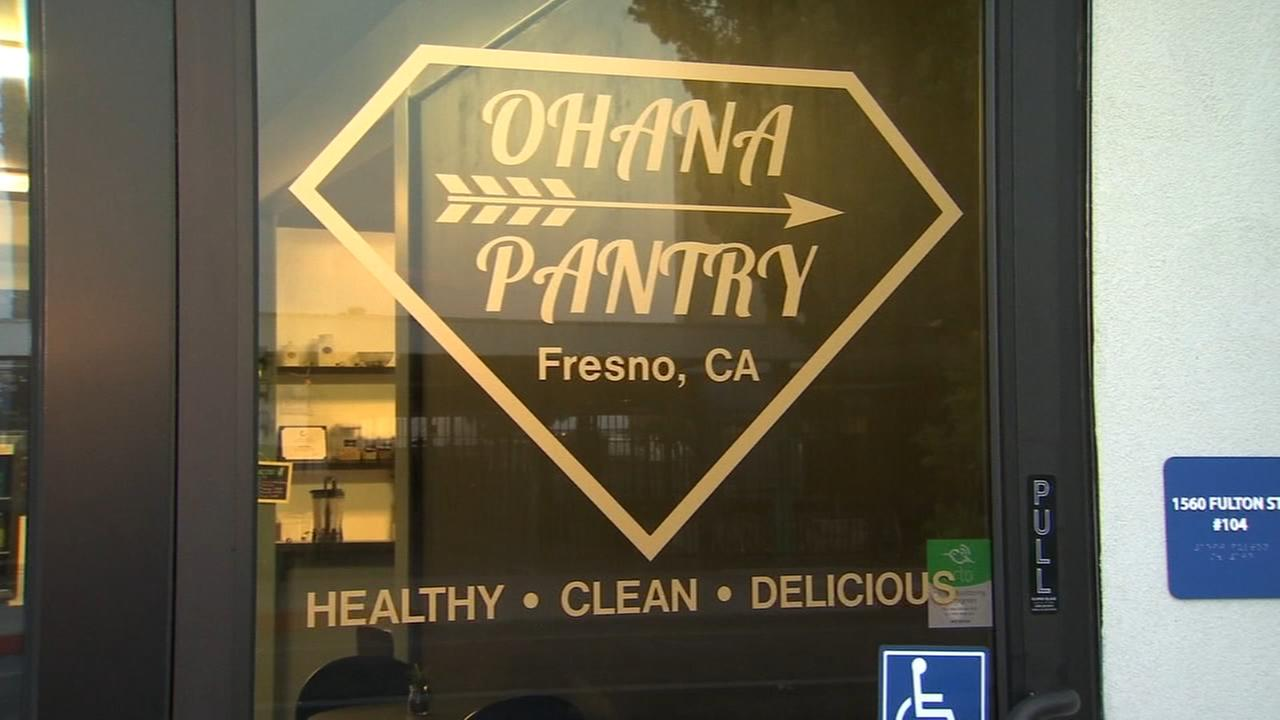 Downtown Fresno welcomes Ohana Pantry into the family