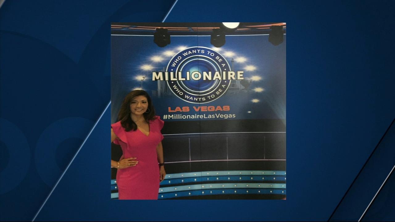 Margot on Millionaire