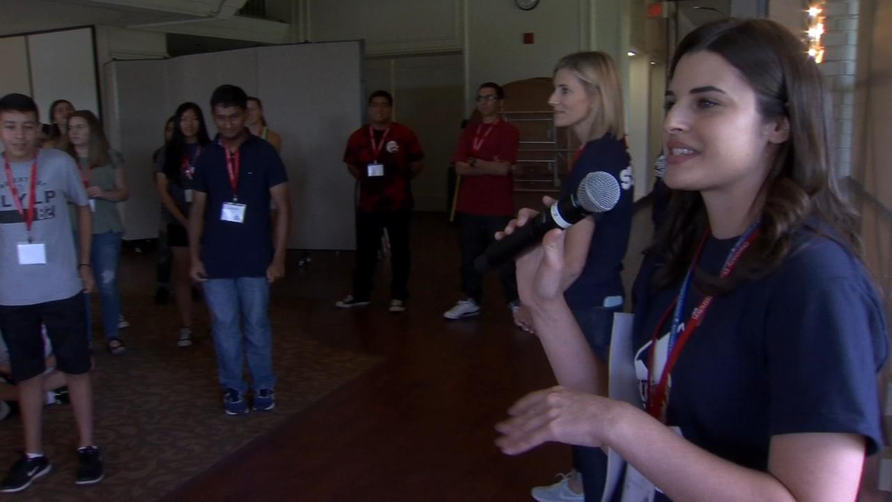 Summit at Fresno State inspiring high school students to be leaders