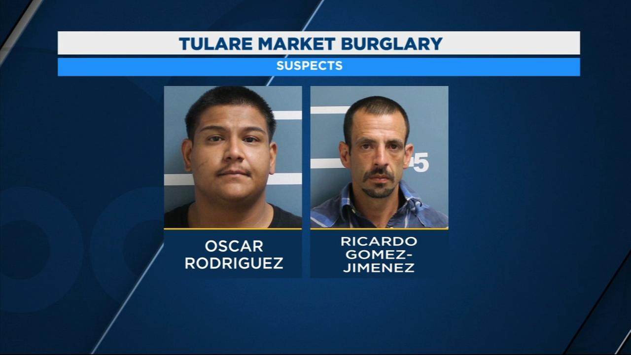 Sheriffs Office searching for burglary suspect who broke into Tulare home