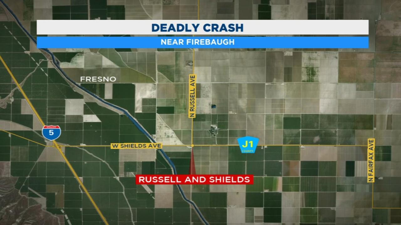 Man killed after being struck by big rig near Firebaugh