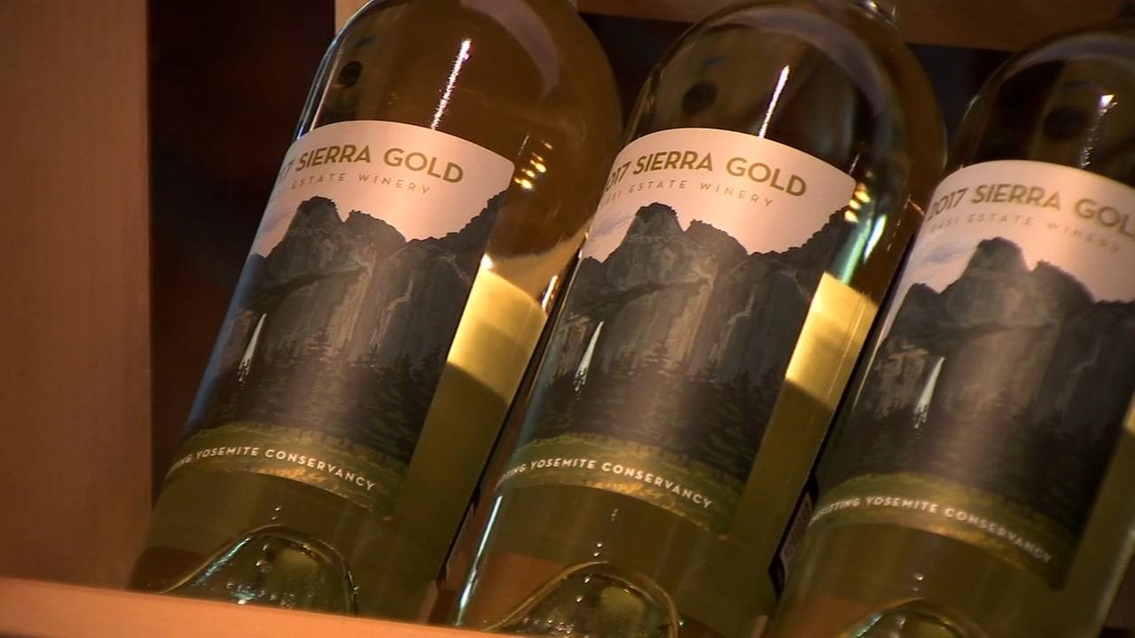 Winery affected by Ferguson Fire creates special wine to benefit Yosemite
