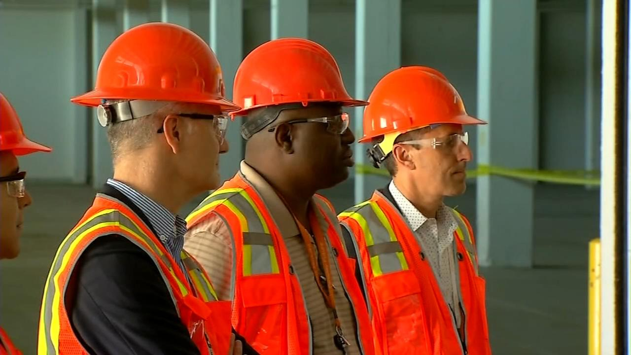 College of the Sequoias to train new Faraday Future employees in Hanford