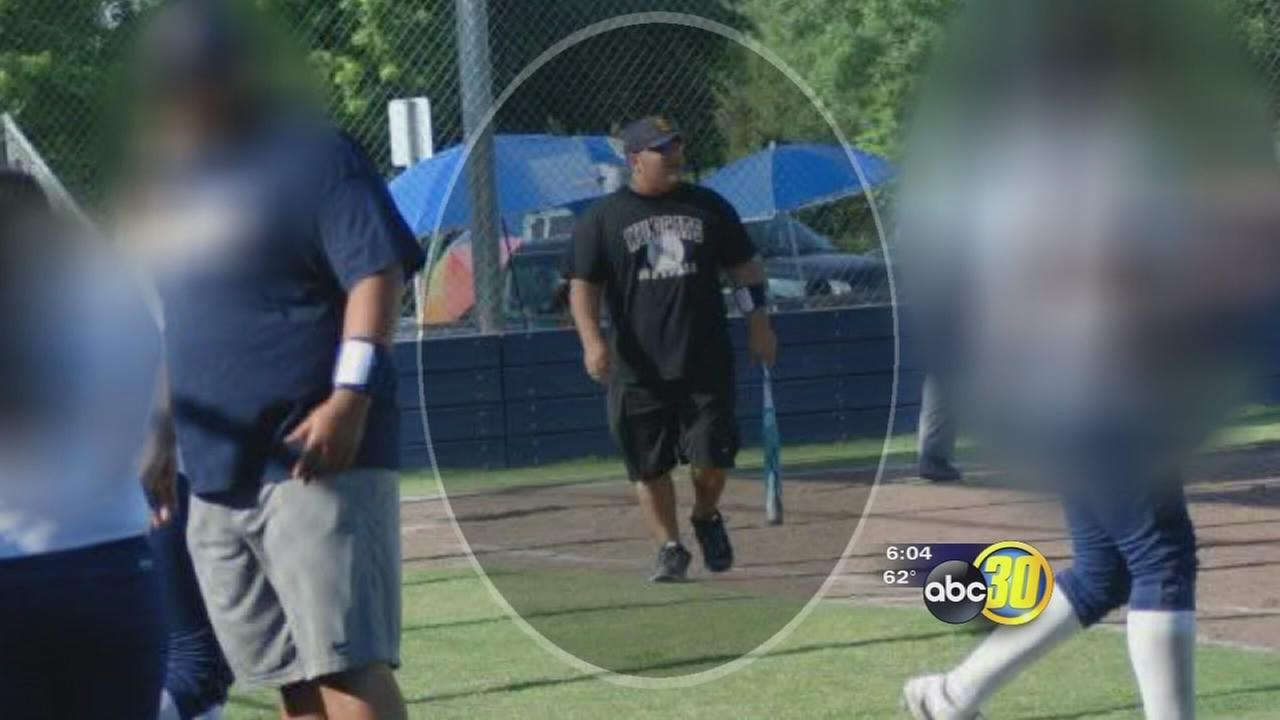 Sexual extortion? Fresno player accuses coach