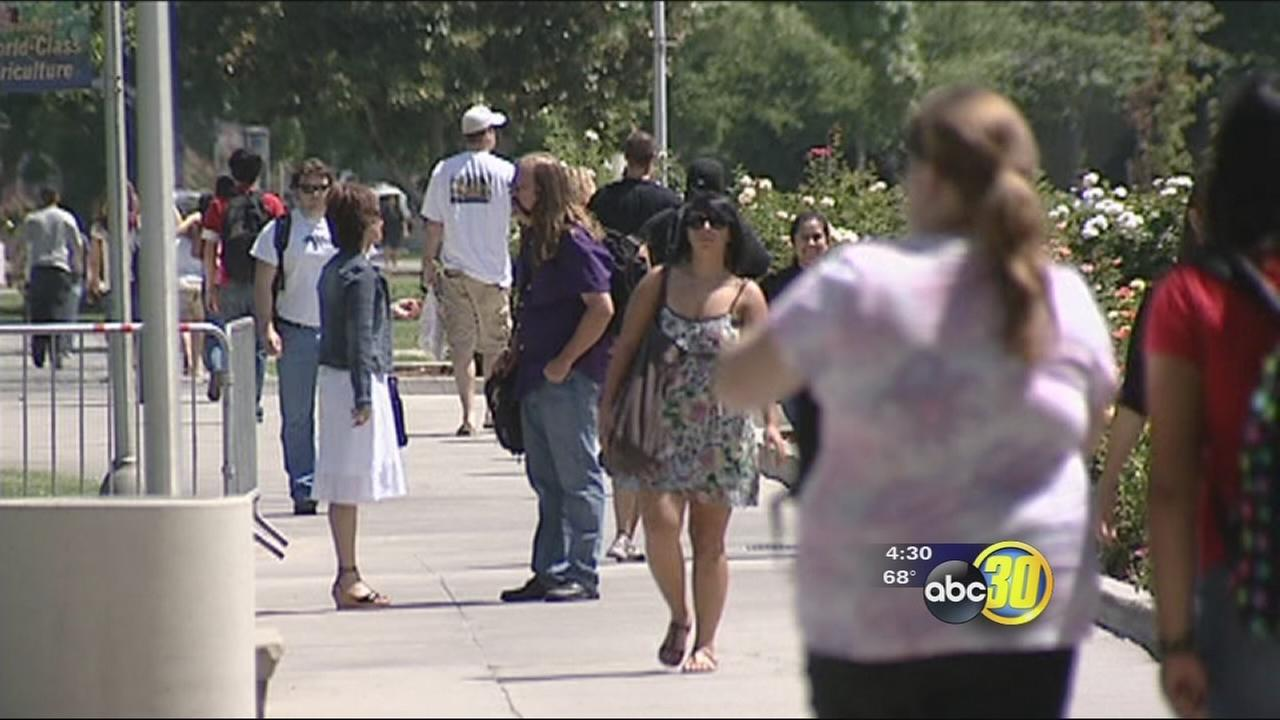 Fresno State students to undergo training for yes means yes law