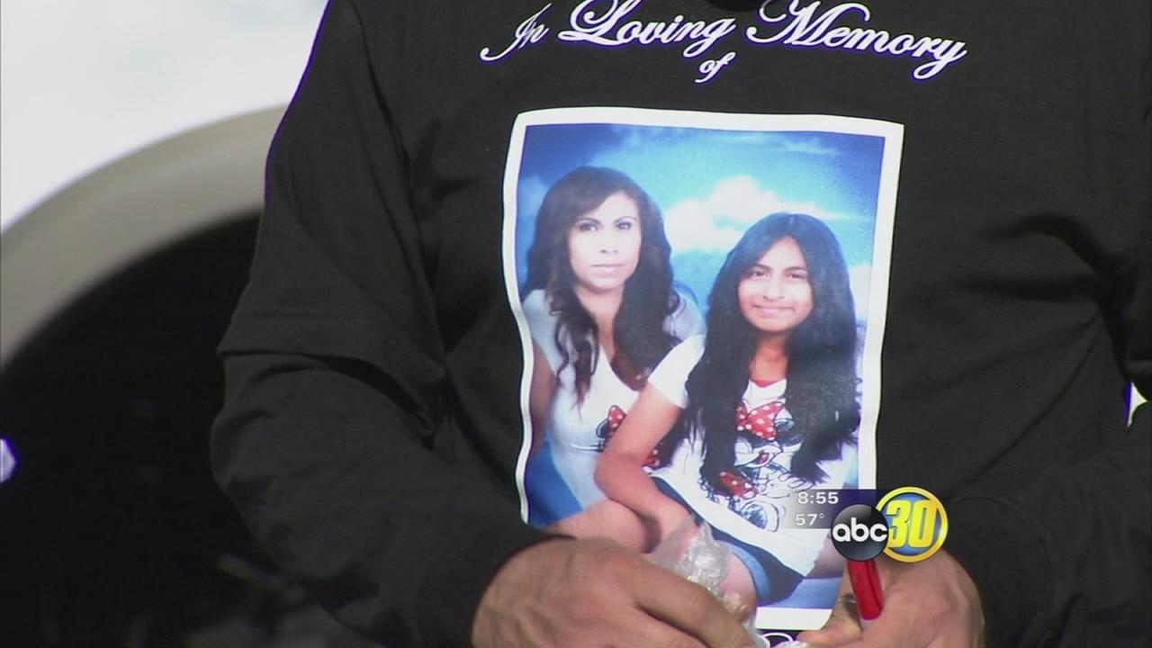 Community helps family of mom, daughter killed in Fresno crash