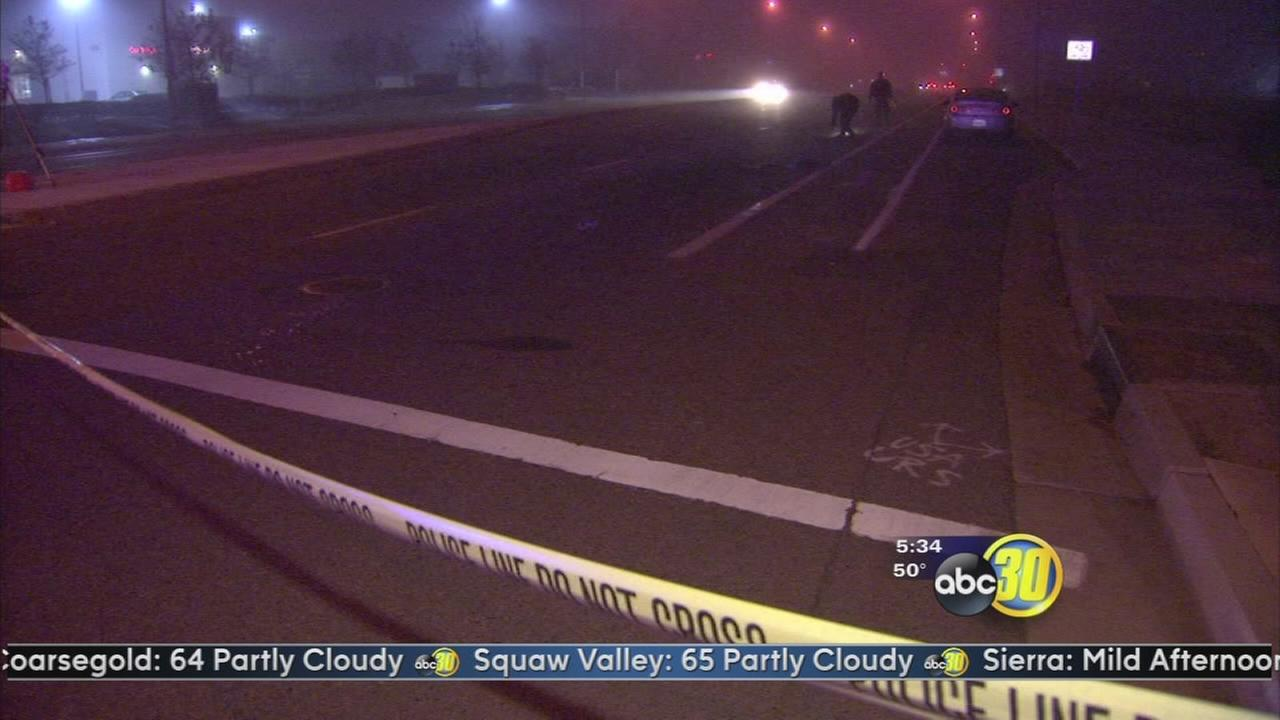 Elderly man hit by 2 cars in Northwest Fresno
