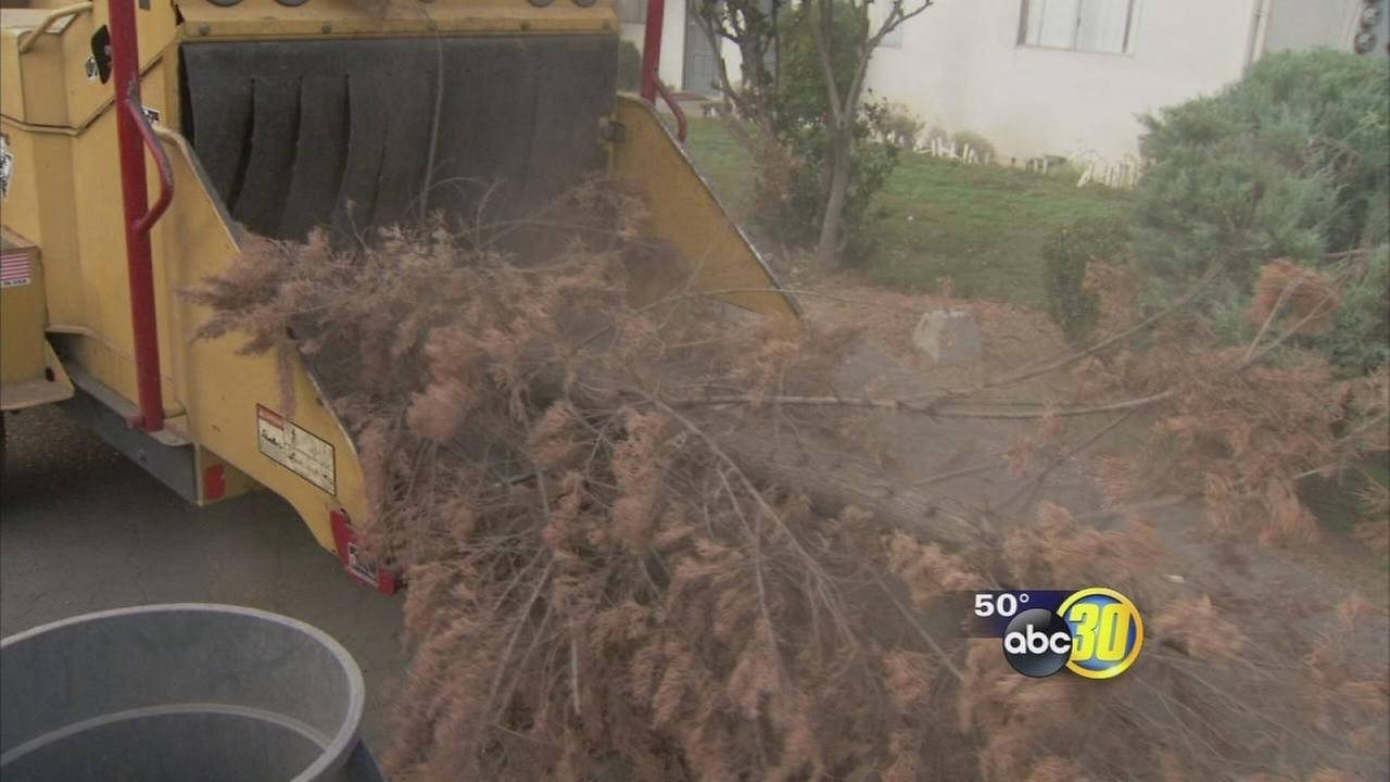 Homeowners and crews prep for biggest storm in years