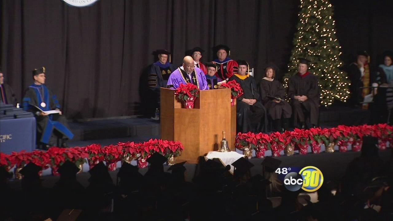 Hundreds of Fresno Pacific students are now graduates