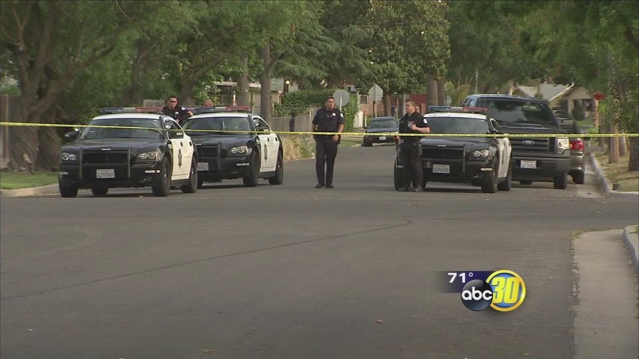3 people shot in Southwest Fresno