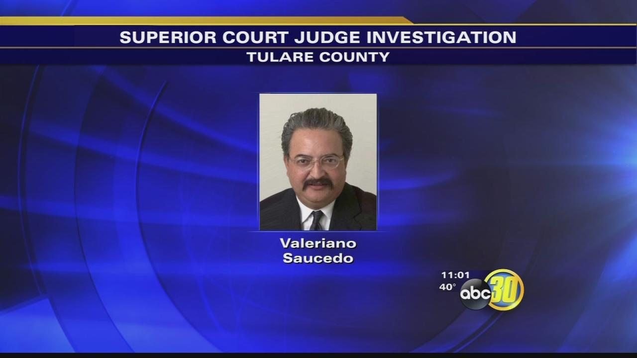 Tulare County judge accused of ethics violations