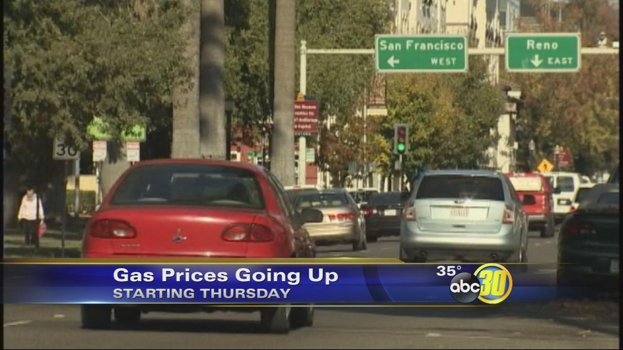 New cap and trade law expected to increase California gas prices