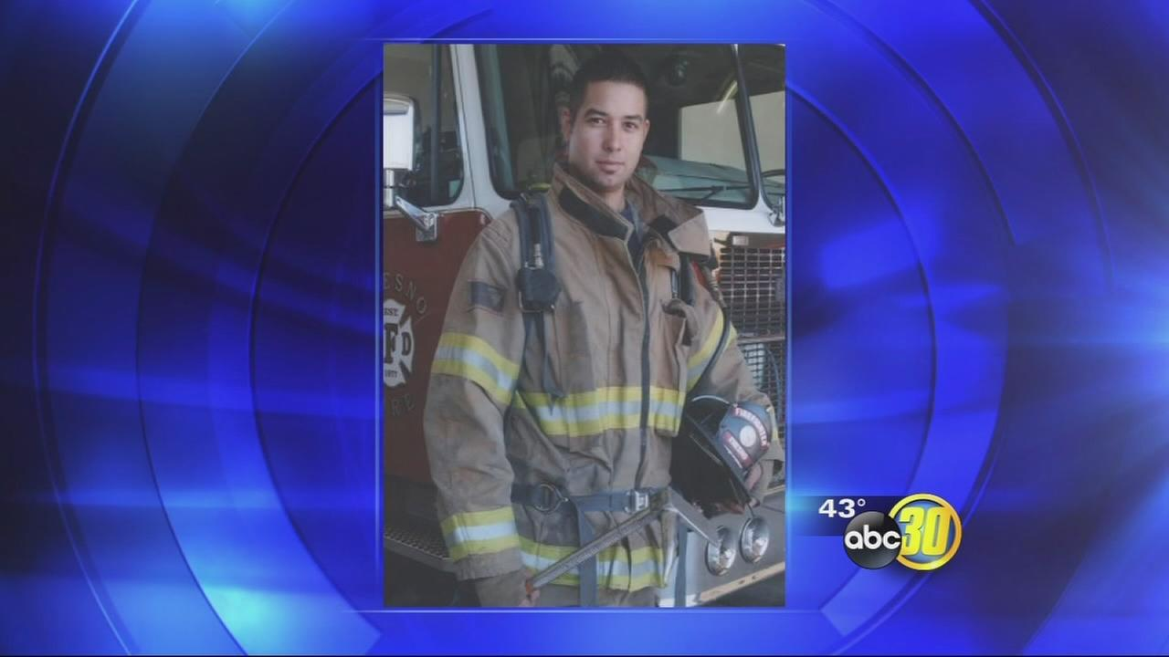Fresno firefighter accused of rape spiked drink, woman says