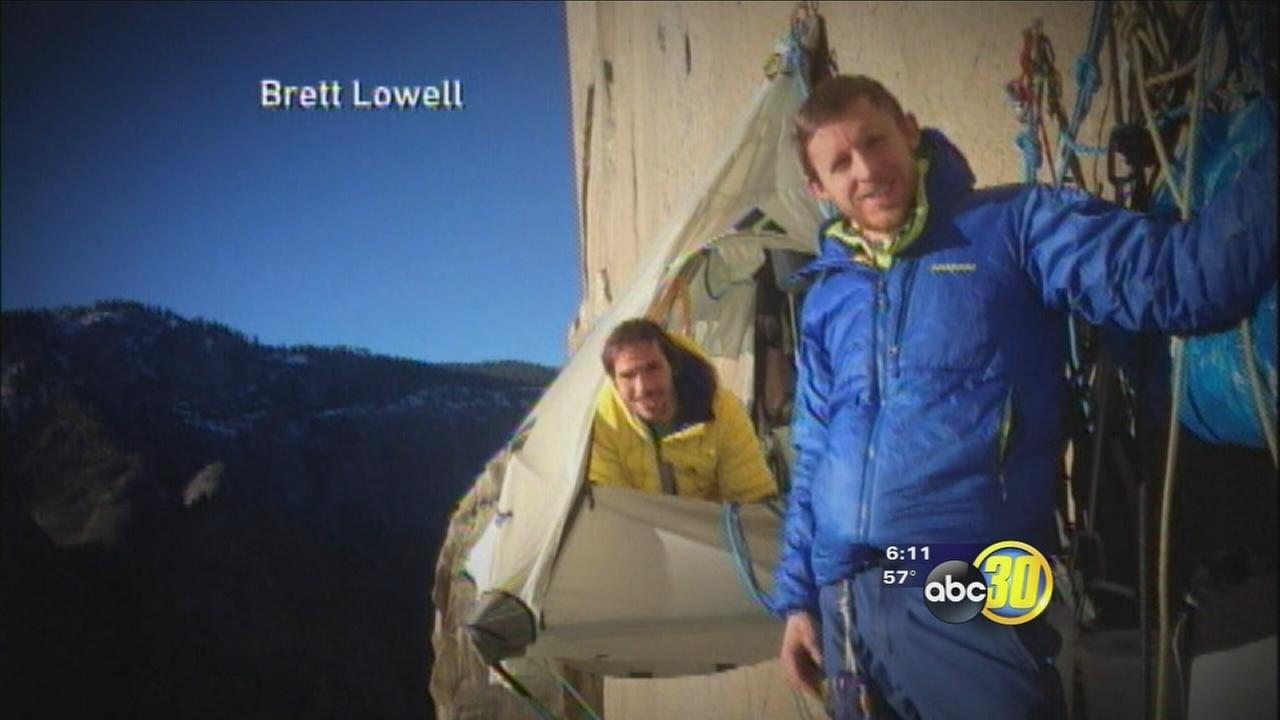 Climbers continue on El Capitan after hand injury