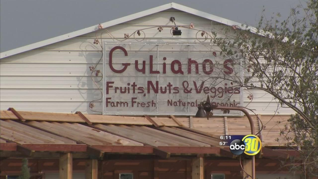 Gulianos Fruits, Nuts and Veggies opens in Madera Ranchos
