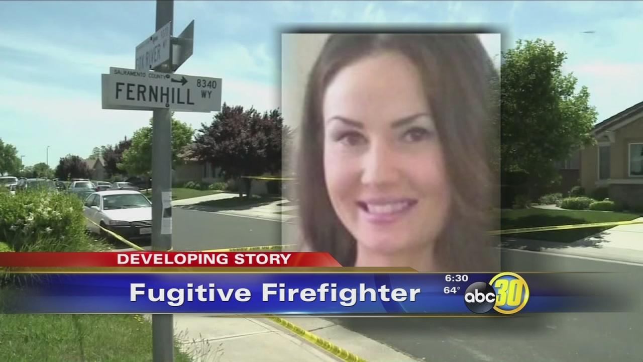 Cal Fire fugitive allegedly pays prostitute to be exclusively his