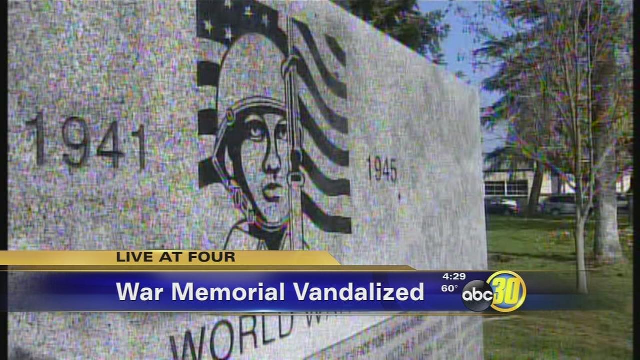 merced ww2 memorial