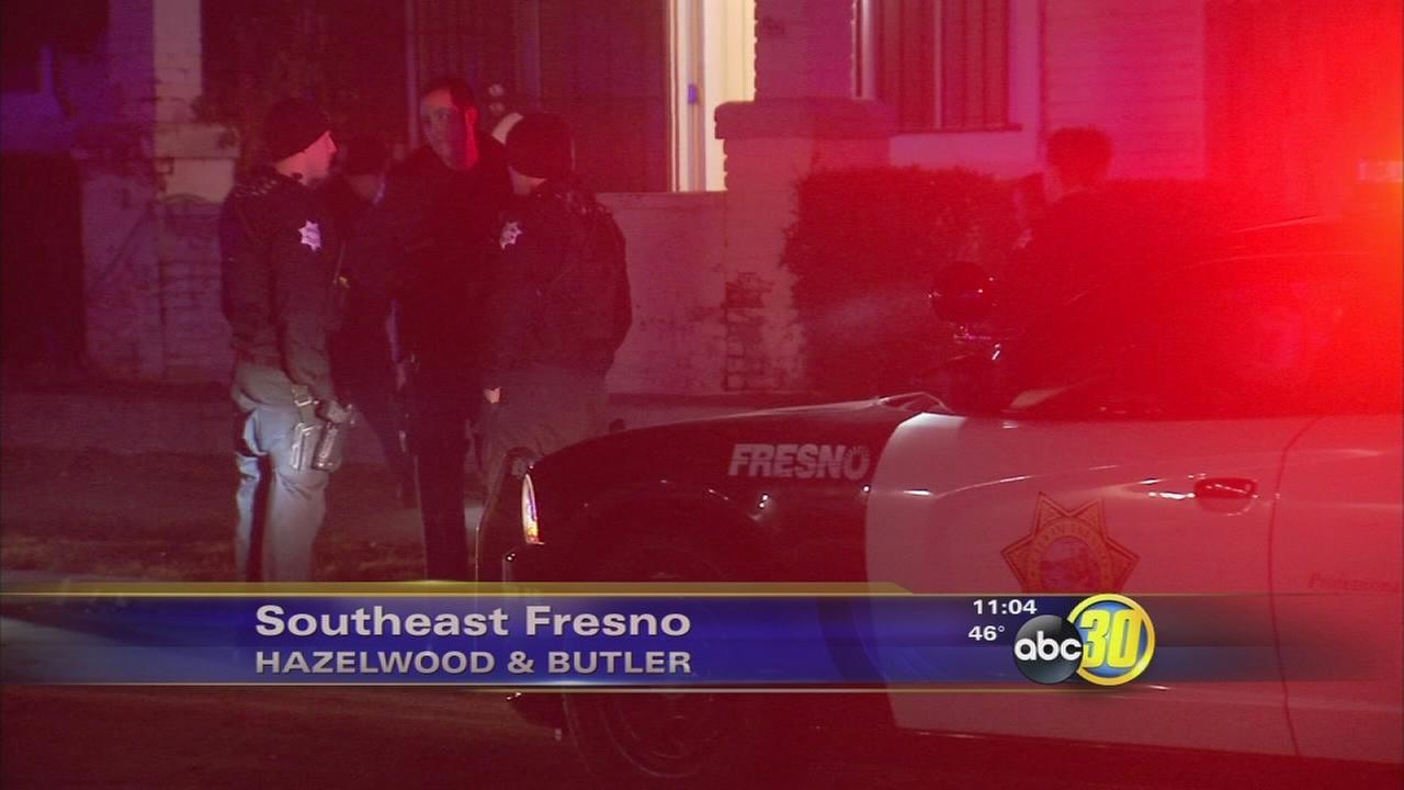 Police are investigating a shooting in Southeast Fresno