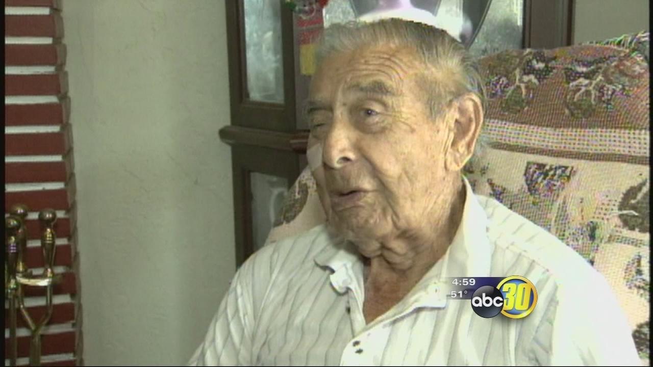 Teen punished for violent home invasion on WWII vet