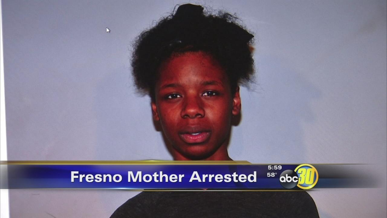 Fresno mom arrested for leaving kids home alone in apartment fire