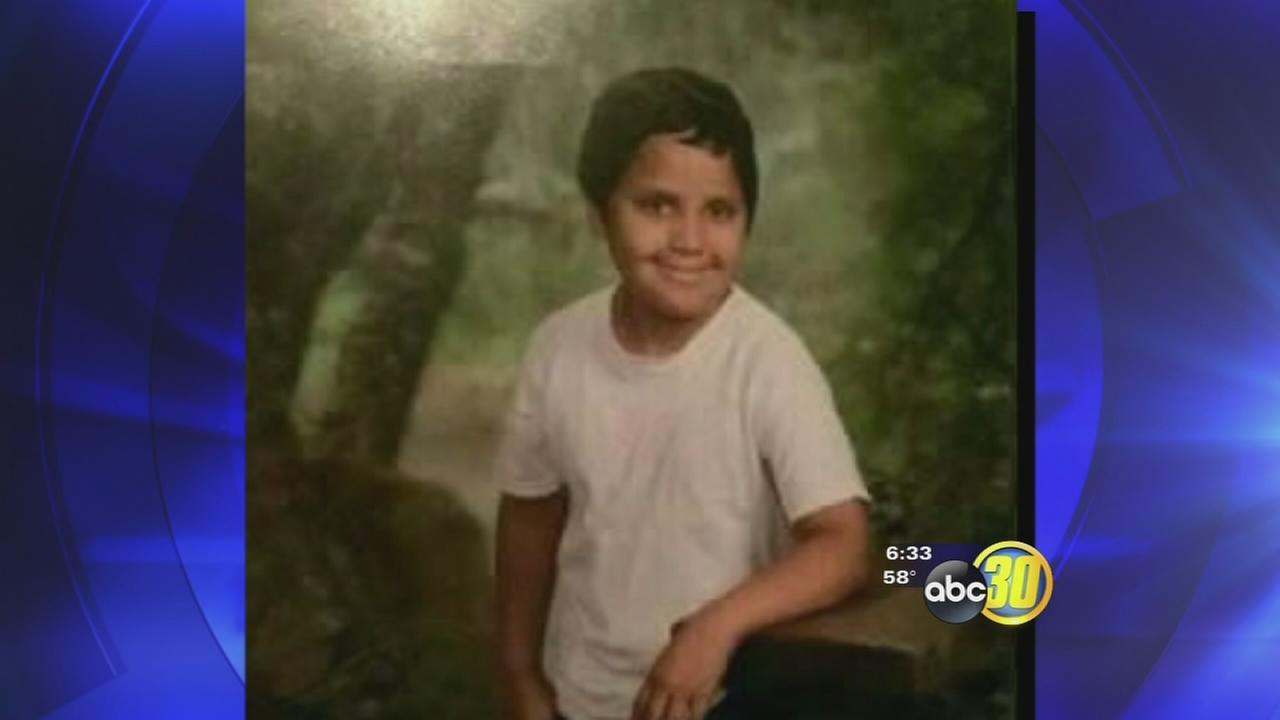 Parlier boy fatally struck by car remembered