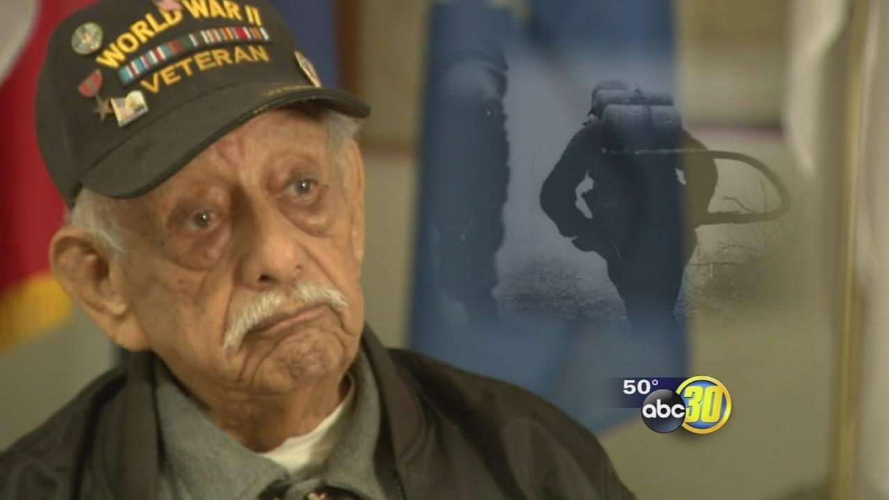 Fresno WWII veteran to be honored by French government for service