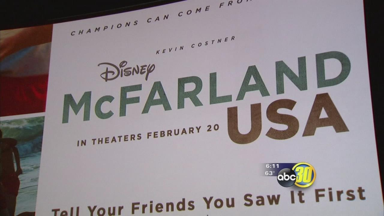 Fresno PAL treated to special screening of McFarland, USA