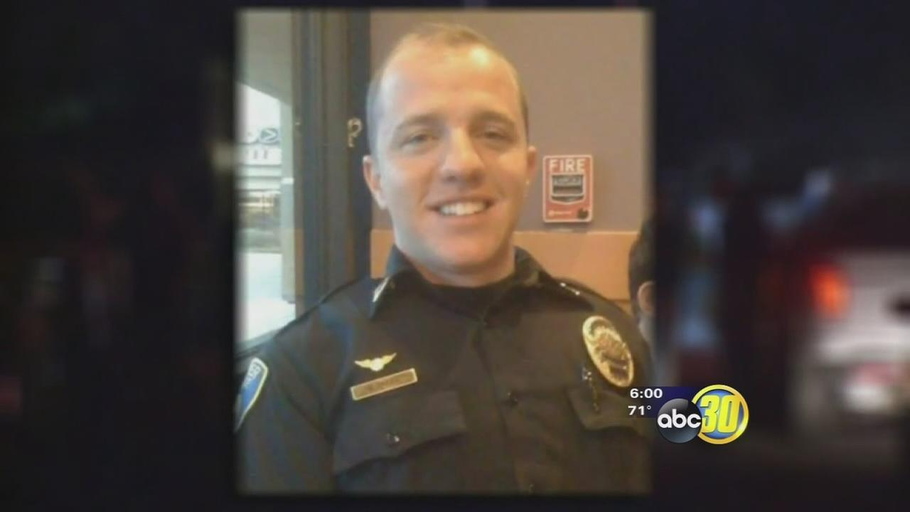 Friends of murdered Exeter police officer speak out