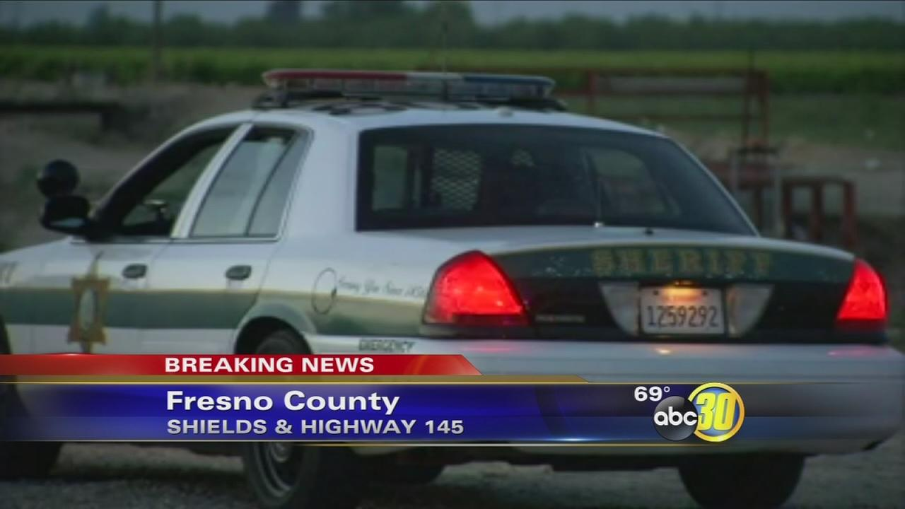 Homicide investigation NE of Kerman in Fresno County